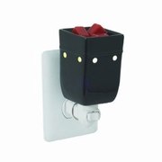 Black Plug-In Melter by Candle Warmers