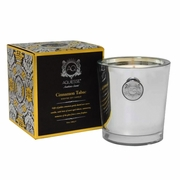 Cinnamon Tabac Holiday Candle by Aquiesse