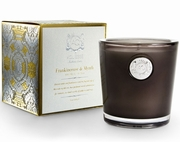 Frankincense and Myrrh Holiday Candle by Aquiesse