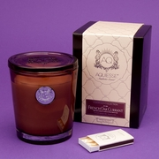 French Oak Currant Large Candle by Aquiesse Portfolio