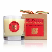 Hazelnut Pumpkin Nouvelle 11oz Candle