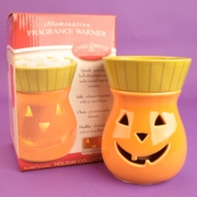 Jack O' Lantern Fragrance Warmer (Only 5 Left!)
