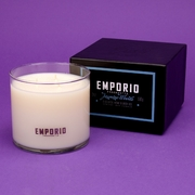 Jasmine Woods Boxed Candle by Bluewick Emporio