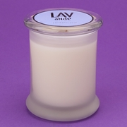 Lavande A.B. Home Frosted Jar Candle by Archipelago