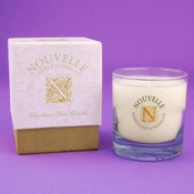 Mahogany and Tobacco Candle by Nouvelle