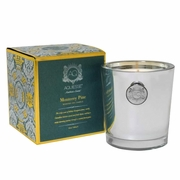 Monterey Pine Holiday Candle by Aquiesse