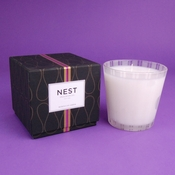 Nest Moroccan Amber 3 Wick Candle