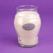 Salt City Sweet Amber Musk 26oz Jar Candle