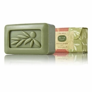 The Thymes Olive Leaf Triple-Milled Soap