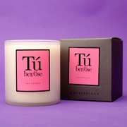 Archipelago Tuberose Large Home Candle