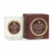 White Currant Quince Versailles 3oz Votive Candle by Voluspa Maison Rouge