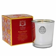 Winter Currant Holiday Candle by Aquiesse
