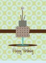 Ace of Cakes Birthday Card