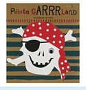 Ahoy There Pirate Garland