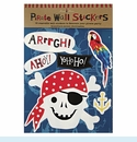 Ahoy There Pirate Wall Stickers