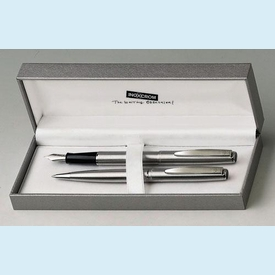 Atlantic Ballpoint & Fountain Pen Set - 5 colors!  - click to enlarge