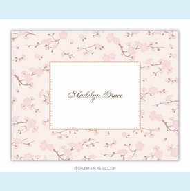 Baby Blossom Folded Notes (set/25) - click to enlarge