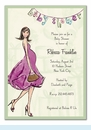 Baby Shower Soiree Invitation