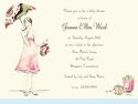 Beautiful Mom Invitation
