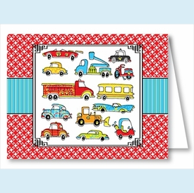 Beep Beep Note Cards - click to enlarge