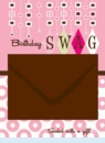 Birthday Swag Gift Card Mailer