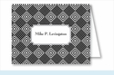 Black Mesh Note Cards
