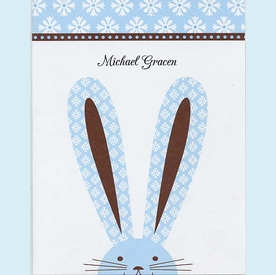 Blue Bunny Ears Notes - click to enlarge