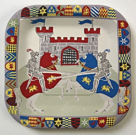 Brave Knights Small Plates - click to enlarge