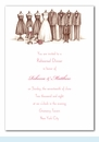 Bridal Party Invitation