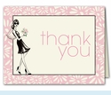 Bridal Shower Thank You Notes