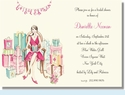 Celebrating Bride Invitation