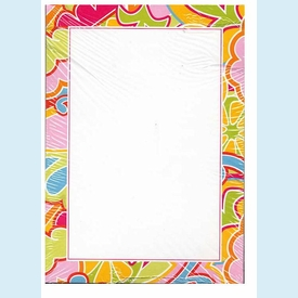 Charlize Note Sheets - click to enlarge