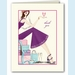 Chic Bride Thank You Notes - click to enlarge