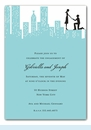 City Celebration Invitation