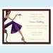 Cocktail Chic Invitation - click to enlarge