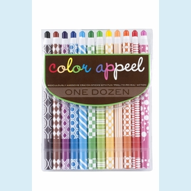 Color Appeel Crayons - click to enlarge