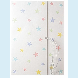 Color Stars Invitation - click to enlarge