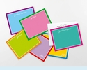 Colorful Correspondence Cards (set of 24)