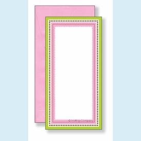 Cotton Candy with a Twist Invitation - click to enlarge