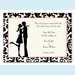 Couple in Love Invitation - click to enlarge