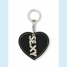 "Dazzle ""Sexy"" Key Chain - click to enlarge"