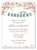 Elegant Engagement Banner Invitation
