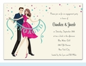 Engaged! Banner Invitation