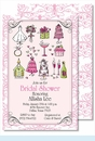 Everything Bride Large Flat Invitation