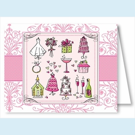 Everything Bride Note Cards - click to enlarge