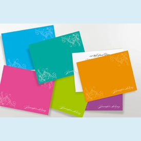 Filigree Correspondence Cards (set of 24) - click to enlarge