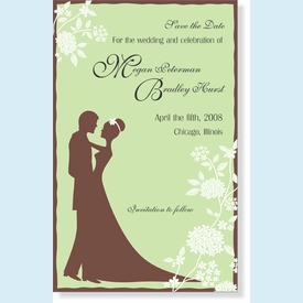 First Dance Invitation - click to enlarge