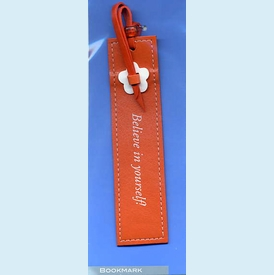 Flower Bookmark - click to enlarge