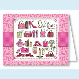 For Her Note Cards - click to enlarge