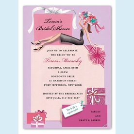 Gifts Galore Invitation - click to enlarge